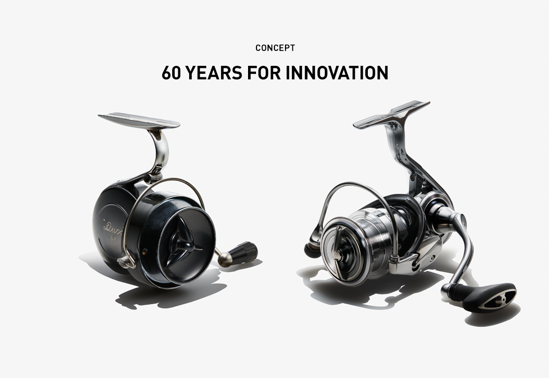 CONCEPT 60 YEARS FOR INNOVATION