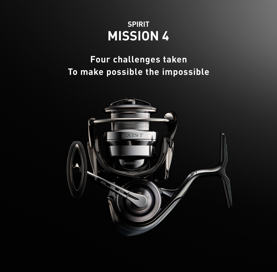 SPIRIT MISSION 4 Four challenges taken To make possible the impossible