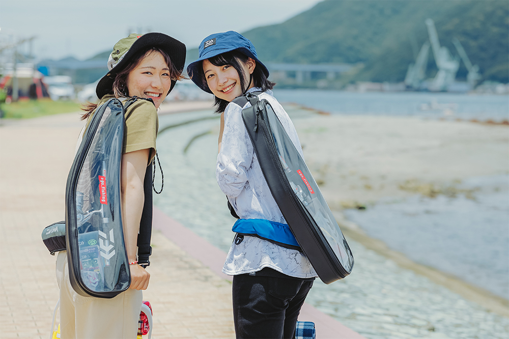 #go_fishing SS(スタートキット)