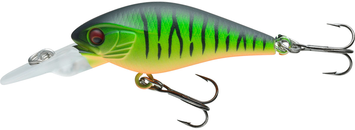 floating lure for trout perch Daiwa Prorex Baby Crank MR 3g 4cm